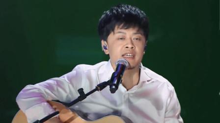 小伙翻唱《别哭我最爱的人》,把原唱唱哭了,网友:谁都受不了