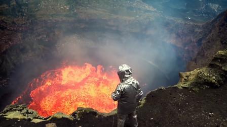 火山像一个天然的垃圾焚化炉,为什么我们不能把垃圾都丢进火山?
