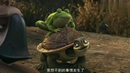 乌龟和兔子的赛跑的故事,结果却意想不到!