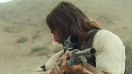 火爆枪战片《干预》:6个人,6把狙击枪,枪枪暴头,看着就过瘾