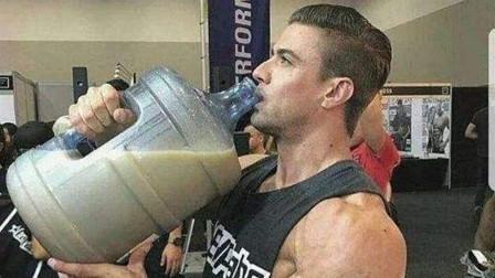 喝蛋白粉效果不好?如果你做了两件事,就是在白白浪费钱