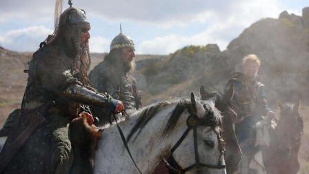 塞西亚复仇之剑:一人之力冲破包围救妻儿,组成联军与王分庭抗争