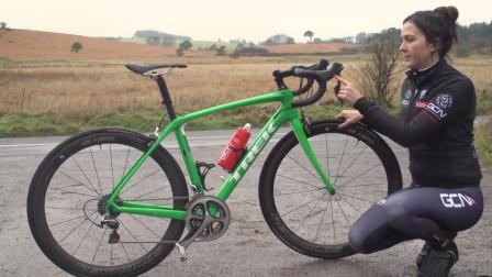 全球最贵自行车出炉!一辆售价50万!专为女生研制的自行车