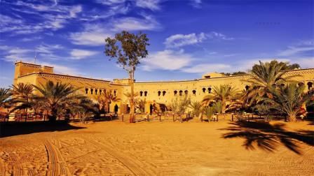 世界上面积最大的沙漠,生活着250万人,就在非洲