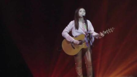 蔡健雅一首《夕阳之歌》向梅艳芳致敬,当她开唱的一瞬间我哭了!