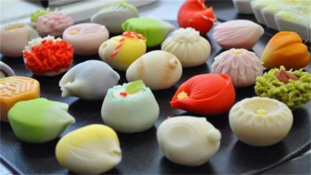 意大利有泡芙,法国有马卡龙,中国的代表糕点是什么?