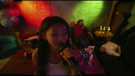 没想到童菲唱情歌这么好听,只有王宁才能让她真情流露