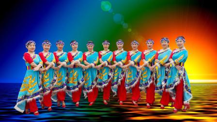 応子广场舞《吉祥如意》团队版