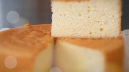 白吃不厌的海绵蛋糕,今天教大家家常做法