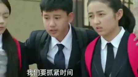 小别离:张小宇终于对着后妈姐姐开口叫了声妈,后妈姐姐喜极而泣