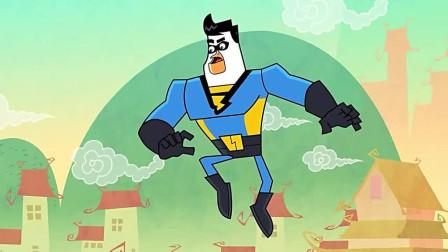 功夫鸡的偶像火鸡先生从漫画英雄变成现实了