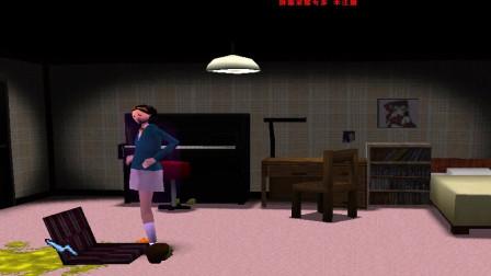 PS冒险逃生游戏《钟楼幽灵之首》