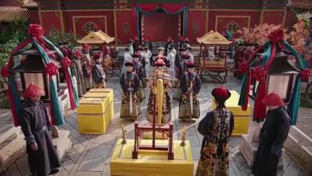 如懿传:皇帝册封妃子的场景都这么有仪式感,如懿这次赢了