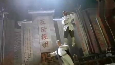 《方世玉2》粤语版,李连杰的动作片就是好看,打斗潇洒自如