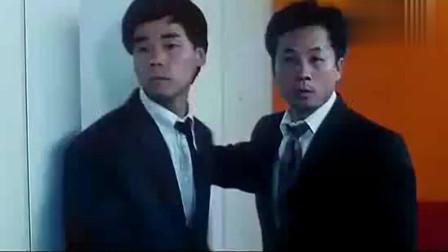 《八宝奇兵》粤语版,大傻一本正经的本色出现,往往让人忍俊不禁
