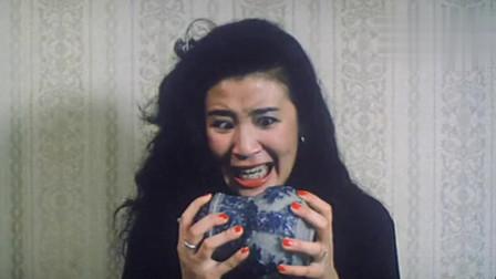 猛鬼撞鬼:吴君如无意中发现了宝贝,然后就把4个女的折腾一番
