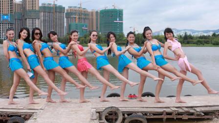 大批韩国妹子涌入青岛,每晚站在街头,背后神秘职业被戳穿!