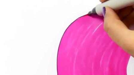 创意手工:儿童画画,创意绘画和颜色~1