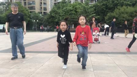 厉害啊!6岁小朋友跳鬼步舞,真是太有意思了!