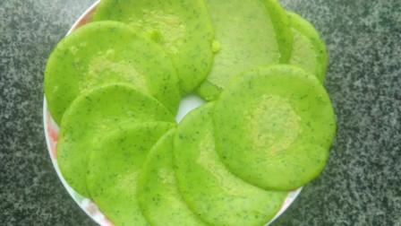 黄瓜不再凉拌吃了,教你黄瓜小饼做法,营养解馋,以后早餐就吃它