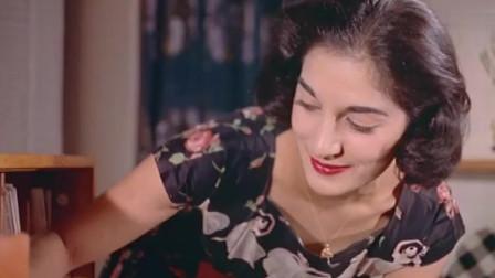上古视频:50年代的英国绅士和淑女们,用什么样的黑科技家具?