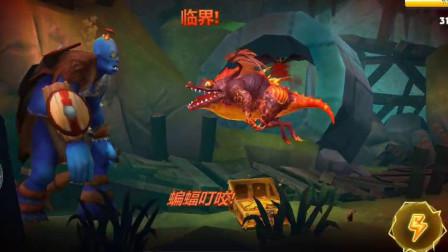 饥饿龙:肥嘟嘟的但丁挑战蓝巨人会成功吗?