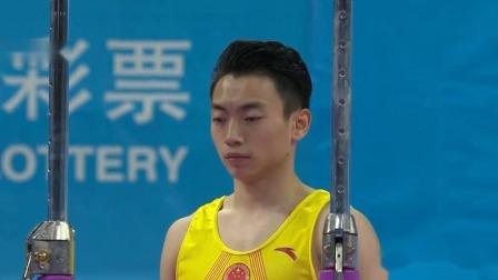体操世界杯挑战赛落幕 中国队共获八金