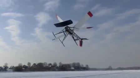 俄国扑翼机(Рарок - 2)2016年的