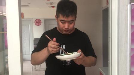 家常美食:韭菜炒雞蛋,簡單易學