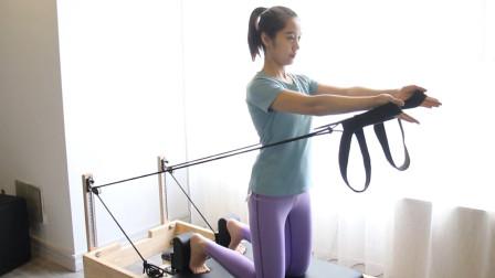 普拉提核心床:核心练习,塑造更好的体型,让身材更完美!