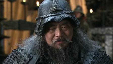 新三国: 袁绍霸气质问此人为何不请自己, 此人吓得说话都结巴了!