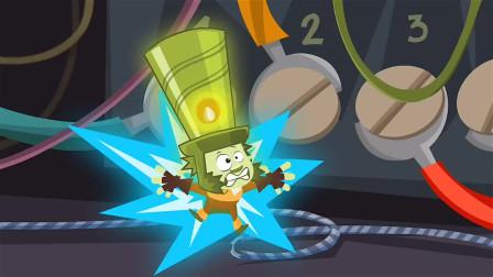 螺丝钉英文动画片The_Fixies_★_Friction_-_Plus_More_Full_Episodes_English_Cartoon_For_...