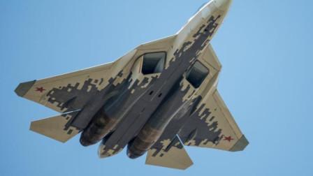 """俄罗斯强力打造""""产品30""""发动机,将让苏57实现超音速巡航?"""