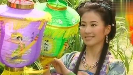 吴卓羲胡杏儿演唱《西厢奇缘》片头曲, 当年TVB的叶璇真的好美!