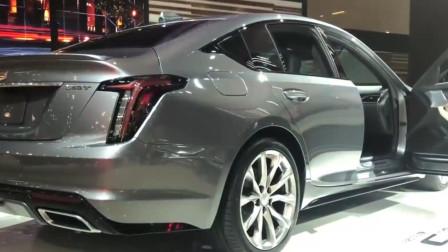 "XTS的替代车型,凯迪拉克新车亮相,被称作""小号CT6""!"