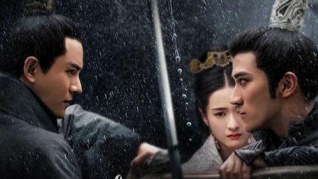 剧集:《白发》海报再揭关系疑云 李治廷经超执剑对立