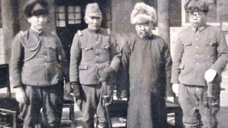 谢文东血战关东军,为何最后甘心做日本内奸?只因他想见这个人
