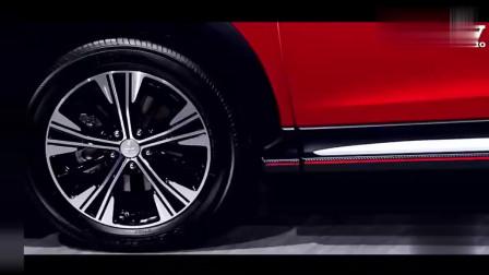 2018最新款三菱Eclipse,跑车SUV,颜值最高的三菱汽车
