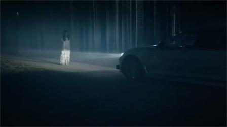 """""""白衣女鬼""""深夜被无人驾驶汽车吓了一跳,未来科技无所畏惧"""