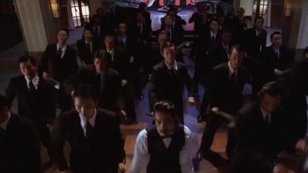 社团大佬带着古惑仔跳舞,嚣张大佬!香港黑帮电影