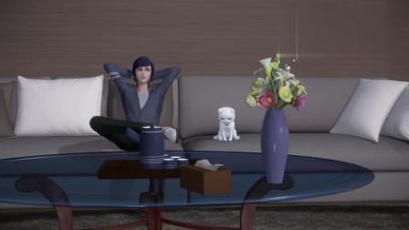 猫妖的诱惑:沈墨卿怀疑苏冉冉的真实身份,凌昱却在一旁添油加醋