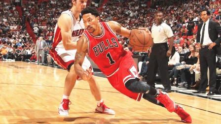 """有一种变向叫""""罗斯的变向""""!如今NBA还有谁能做出来,算我输"""