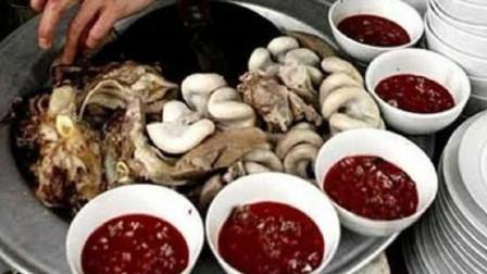 """越南""""奇葩""""下酒菜,吓坏中国游客,真是啥都有人吃!"""