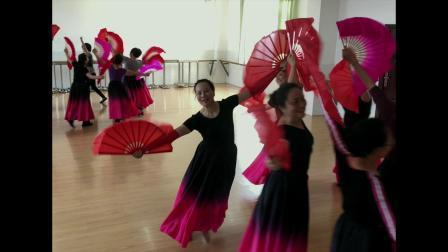 中国舞韵学员展示2