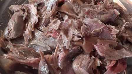 沛县狗肉相传2100多年,刘邦经常白吃樊哙的狗,手撕更好吃!