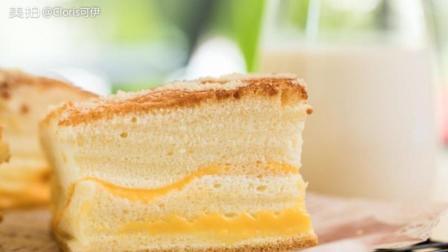 【古早味芝士蛋糕】前方高热量, 减肥党慎入