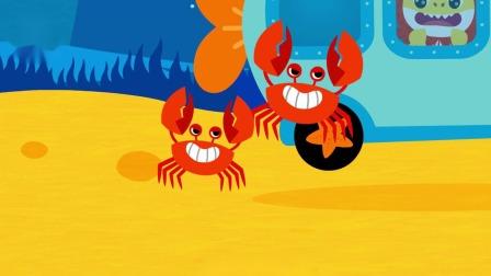 碰碰狐儿歌之鲨鱼宝宝人气系列中英双语特辑 鲨鱼宝宝巴士