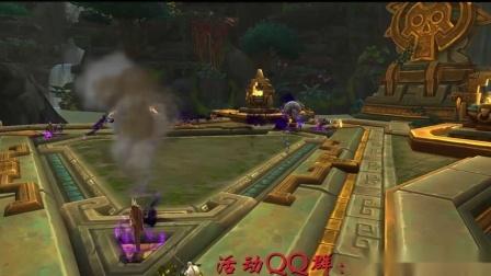 《魔兽世界》主播活动集锦:5月18日魔兽主播活动  收割地下城(部落)