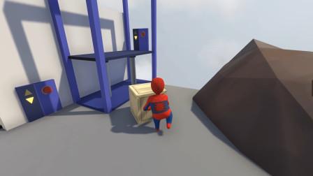 解谜游戏:我是一只笨重的蜘蛛侠,这个箱子要怎么运?