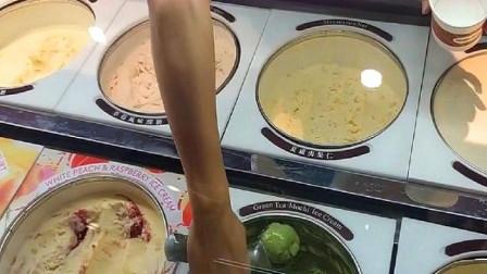 第一次吃哈根达斯冰淇淋,小小一个球就卖几十元,真有那么好吃?
